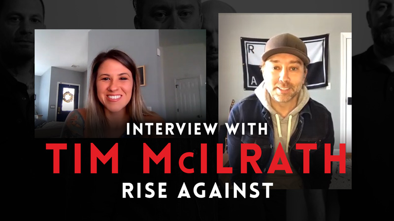 Interview with Tim McIlrath of Rise Against