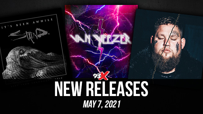 Notable New Releases – May 7, 2021