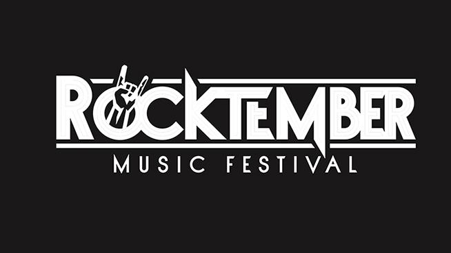 SEP 10 & 11 • RockTember Music Festival