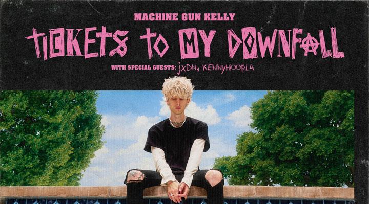 SEP 9 • Machine Gun Kelly