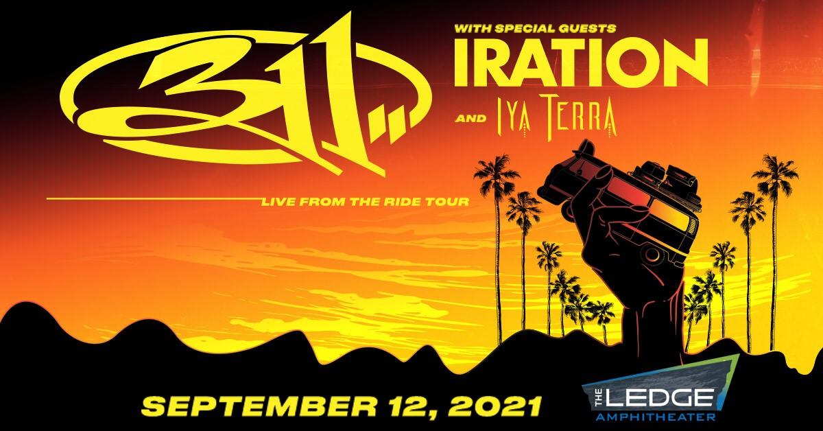 SEP 12 • 311: Live From the Ride Tour