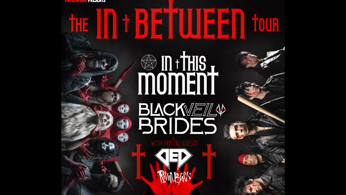 OCT 24 • In This Moment and Black Veil Brides