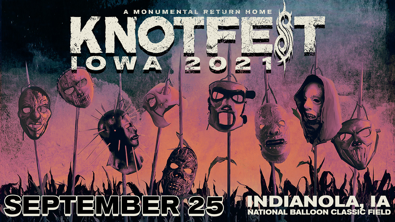 Knotfest Has Returned with Monumental Lineup!