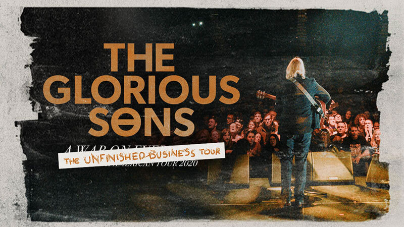 DEC 15 • The Glorious Sons