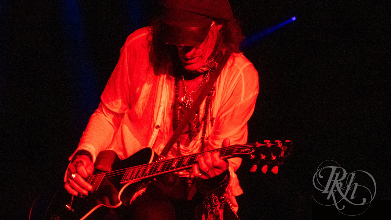 Aerosmith's Joe Perry Contributes Five New Songs to Johnny Depp Film