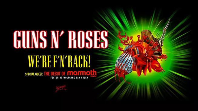 SEP 21 • Guns N' Roses