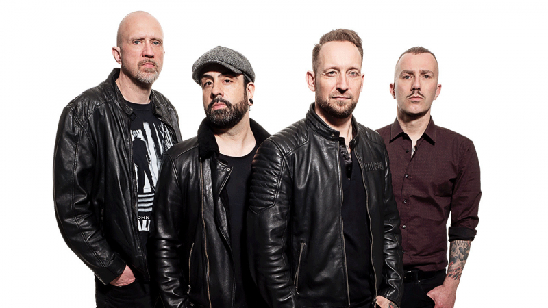 """Volbeat Share Cover of Metallica's """"Don't Tread on Me"""""""