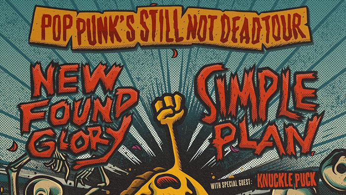 SEP 21 • New Found Glory and Simple Plan