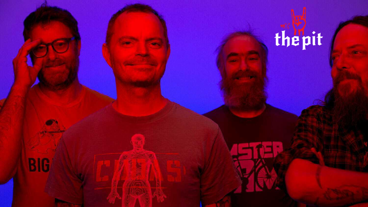 THE PIT: Interview with David Sullivan of Red Fang