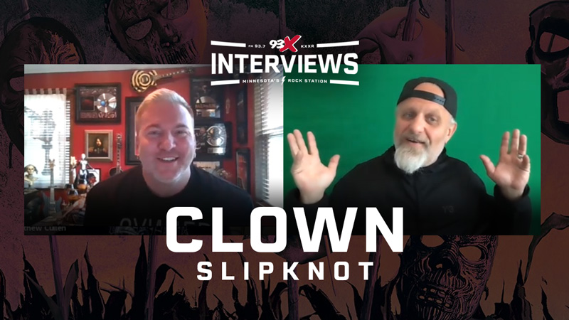 Interview with Clown (Slipknot)