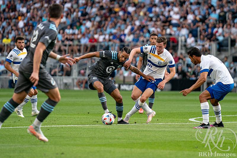 MN United FC vs San Jose (07.03.2021)