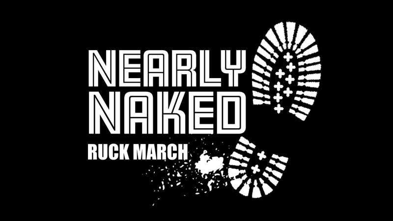 Get Registered for the Nearly Naked Ruck March on September 11th