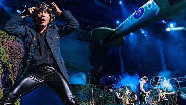 Senjutsu Is Iron Maiden's Highest-Charting Album Ever
