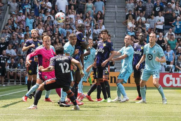 MN United FC vs Seattle FC (07.18.2021)