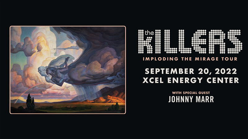 SEP 20 • The Killers