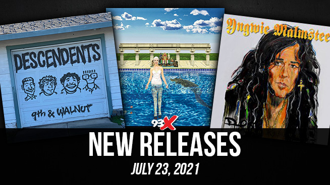 Notable New Releases – July 23, 2021
