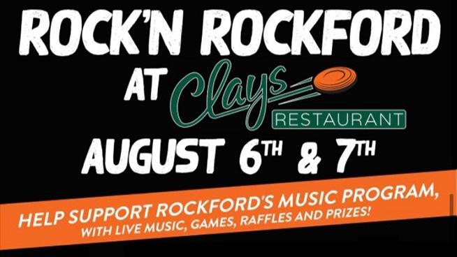 AUG 6 & 7 • ROCK'N ROCKFORD