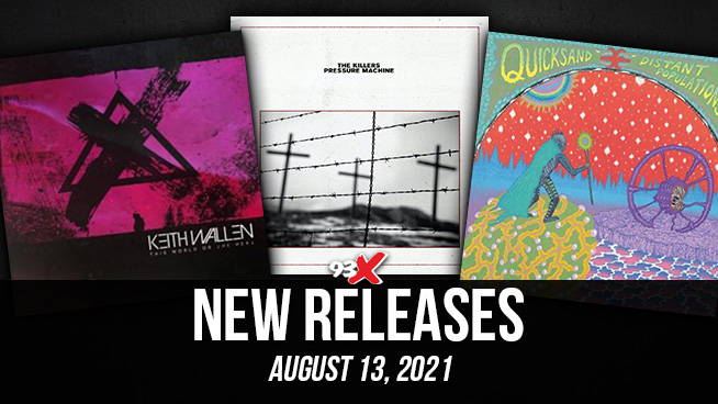Notable New Releases – August 13, 2021