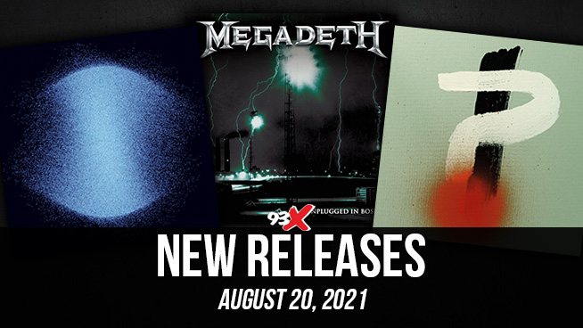 Notable New Releases – August 20, 2021