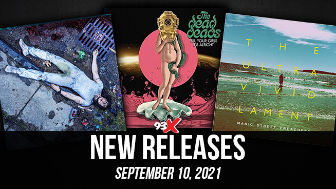 Notable New Releases – September 10, 2021