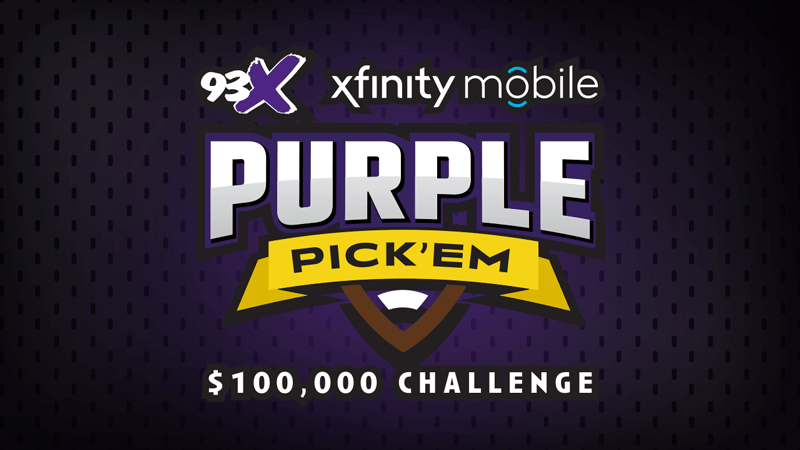 Purple Pick'Em: You Could Win $100,000!