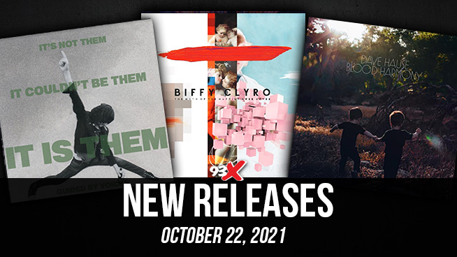 Notable New Releases – October 22, 2021