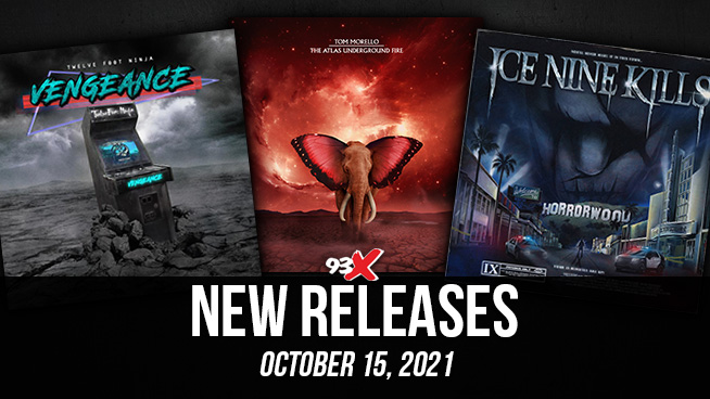Notable New Releases – October 15, 2021