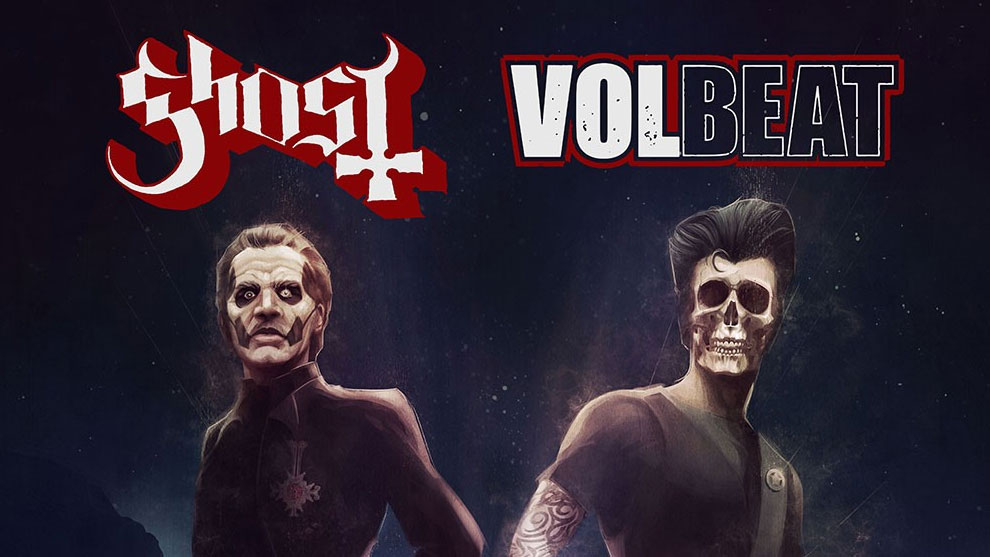 FEB 5 • Ghost & Volbeat