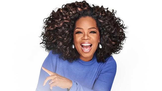 Oprah's 2020 Vision: Your Life in Focus
