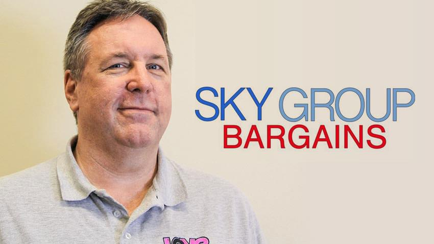 Sky Group Bargains – As Heard on Love 105!
