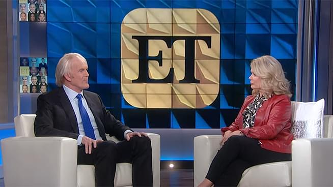 Watch Mary Hart & John Tesh Reunite for Emotional Entertainment Tonight Episode