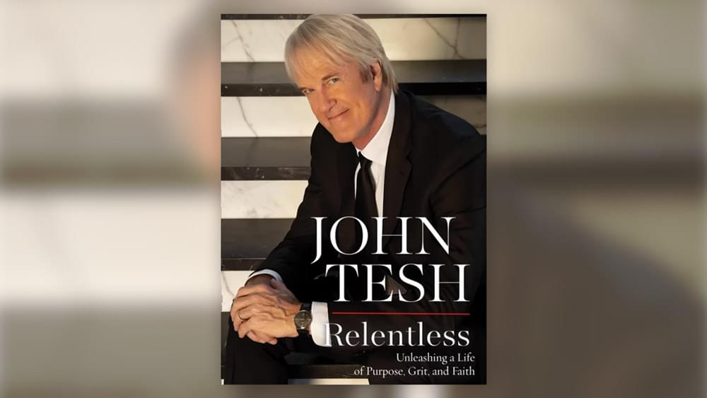 John Tesh Releases New Autobiography