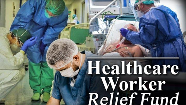 Healthcare Worker Relief Fund hosted by John Tesh