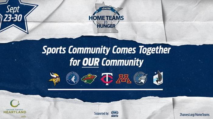 Home Teams Vs. Hunger