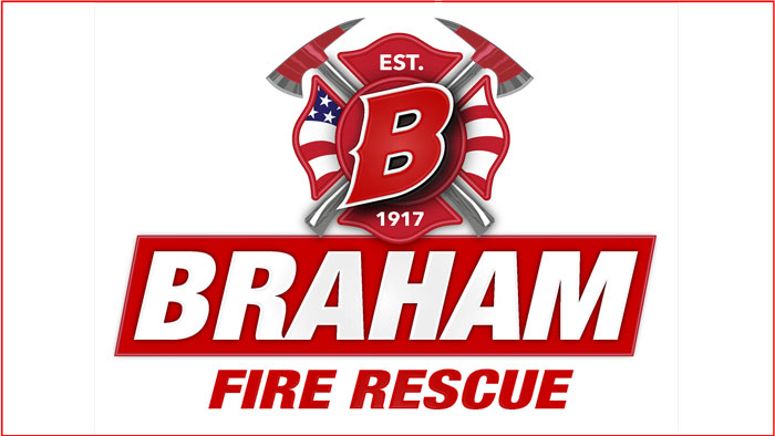 OCT 8 • Braham Fire Department Open House, Chili Feed, and Sportsman's Raffle