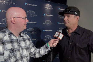 Garth Brooks talks NYC, Yankee Stadium and more! [Exclusive Video]