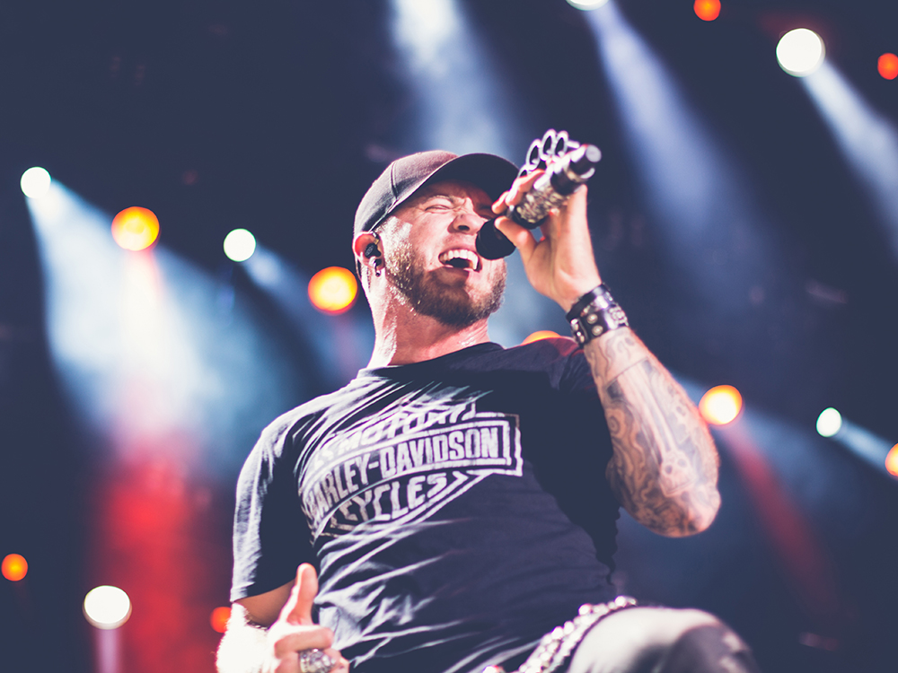 "Brantley Gilbert Steps ""Outside the Box"" With New Album, ""The Devil Don't Sleep"""