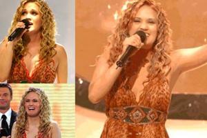 "Carrie Underwood Won ""American Idol"" 12 Years Ago"