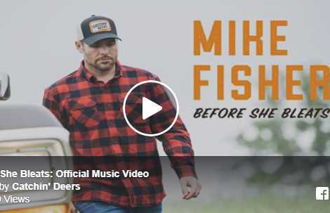 "WATCH: Mike Fisher Made A Parody  set to ""Before He Cheats"""