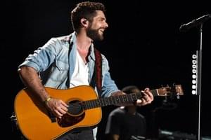Thomas Rhett is Going On Tour With Dustin Lynch, Russell Dickerson and his Dad!