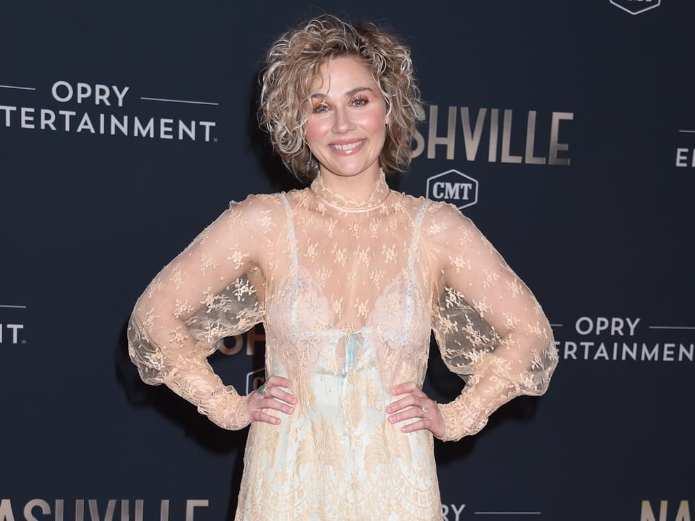 """""""Nashville"""" Actress Clare Bowen Plans Self-Titled Debut Album"""