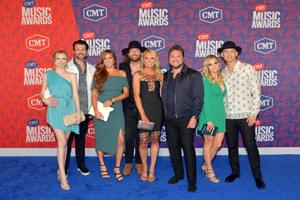 The 2019 CMT Music Awards Red Carpet Fashion