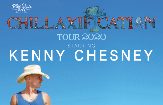 May 16 – Kenny Chesney
