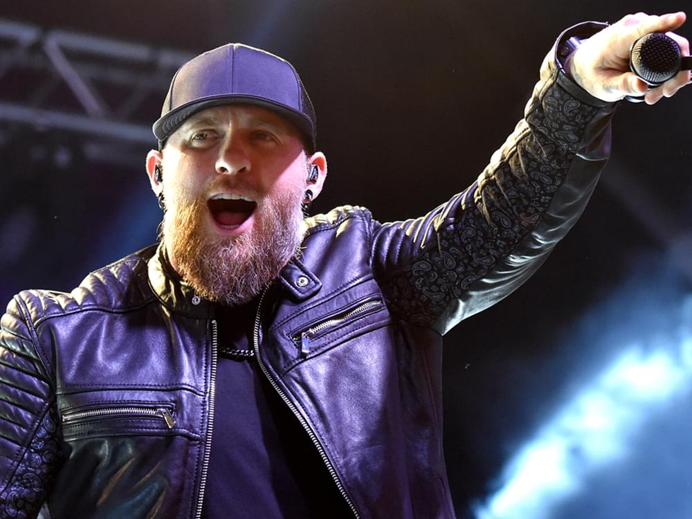"Brantley Gilbert's ""Fire & Brimstone"" Debuts at No. 1 on Billboard's Top Country Albums Chart"