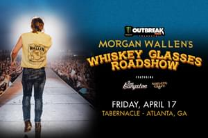Apr 17 – Morgan Wallen