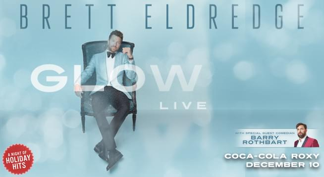Dec 10 – Brett Eldredge