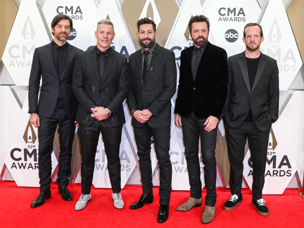 """Old Dominion Scores 8th No. 1 Hit With """"One Man Band"""""""