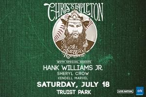 Jul 18 – Chris Stapleton