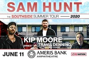 June 11 – Sam Hunt