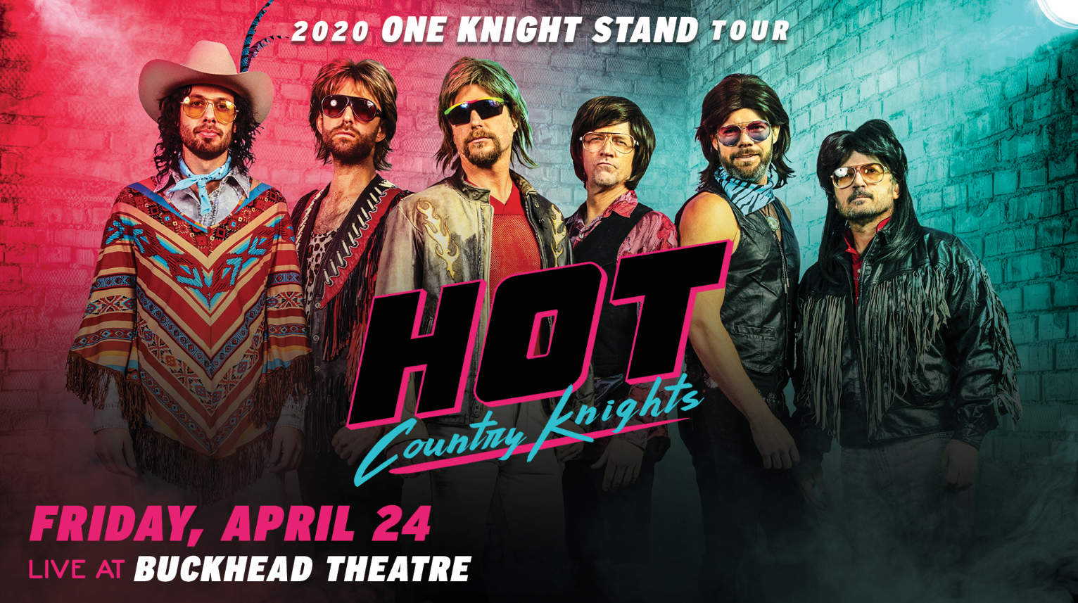 Apr 24 – Hot Country Knights